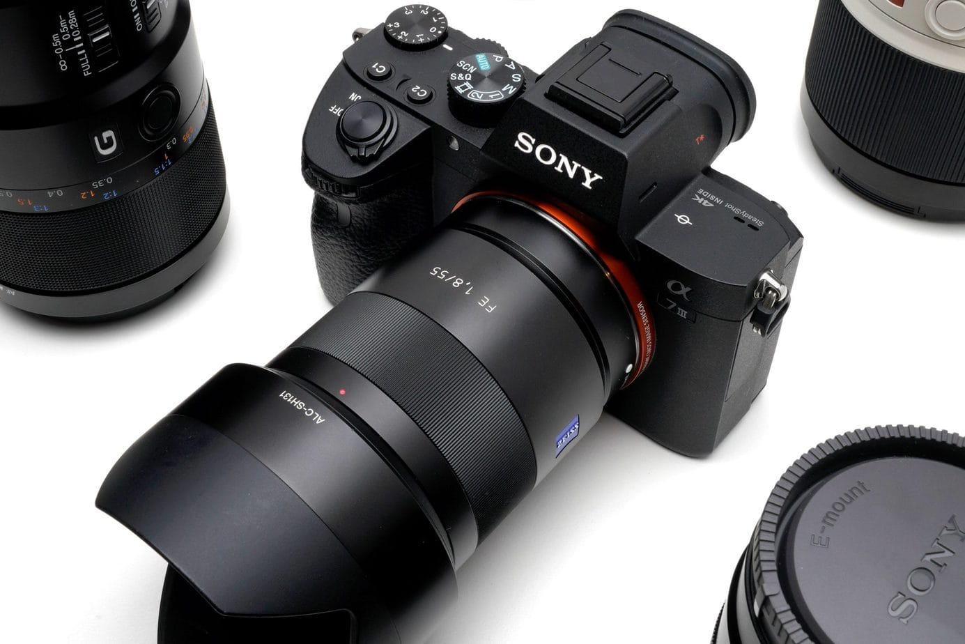 How to buy your first professional Sony portrait photography camera