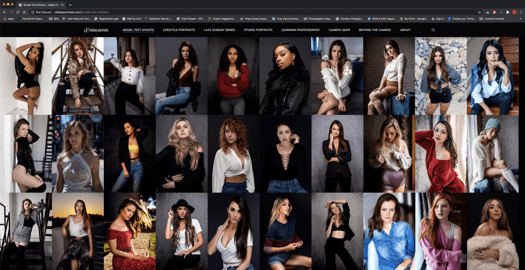 dallasportraits.com | Sony portraits