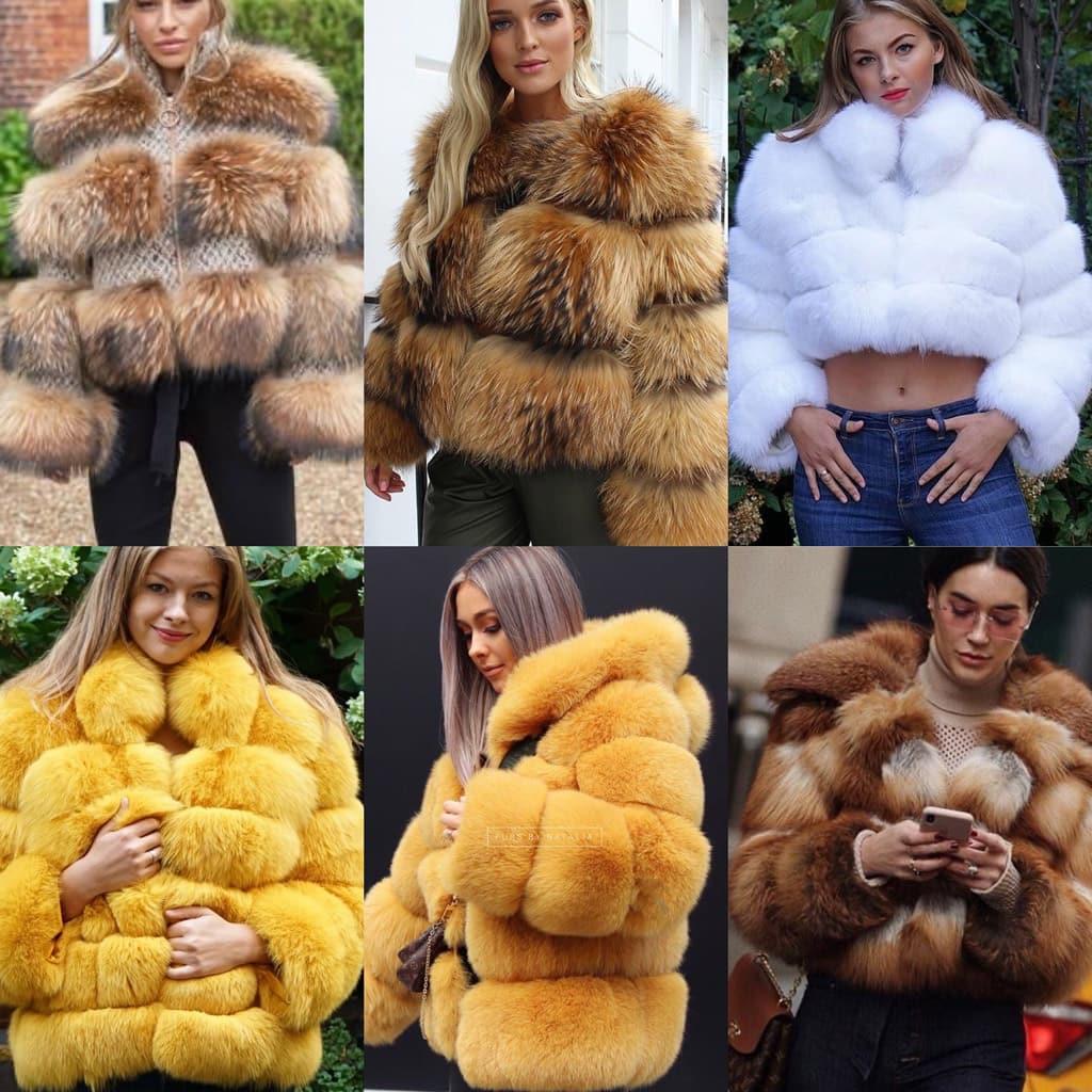 fuzzy jacket portraits moodboard