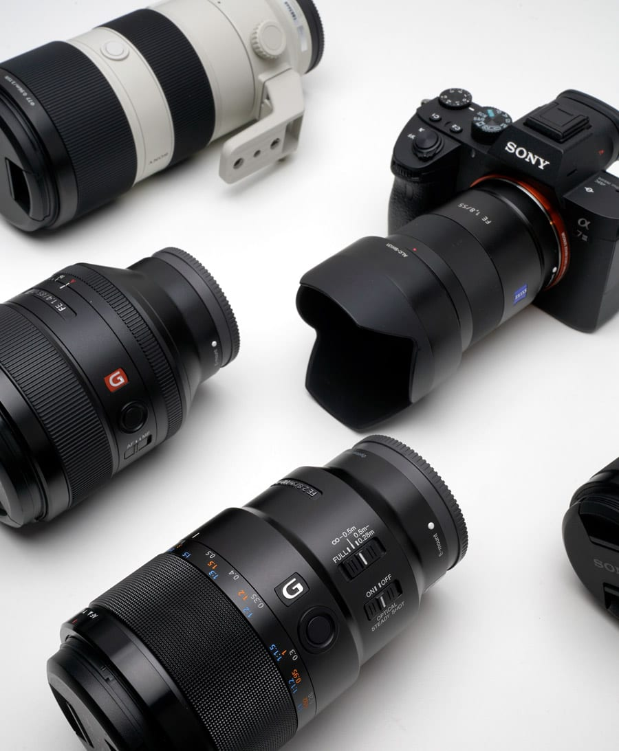 Popular questions about shooting with sony cameras