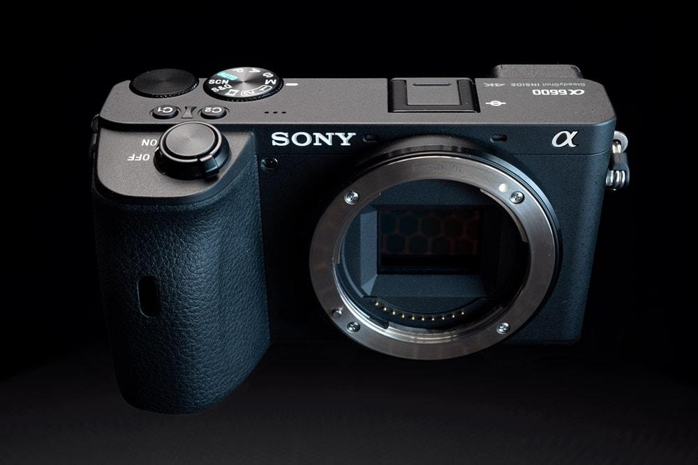 Sony a6600 Camera Sensor