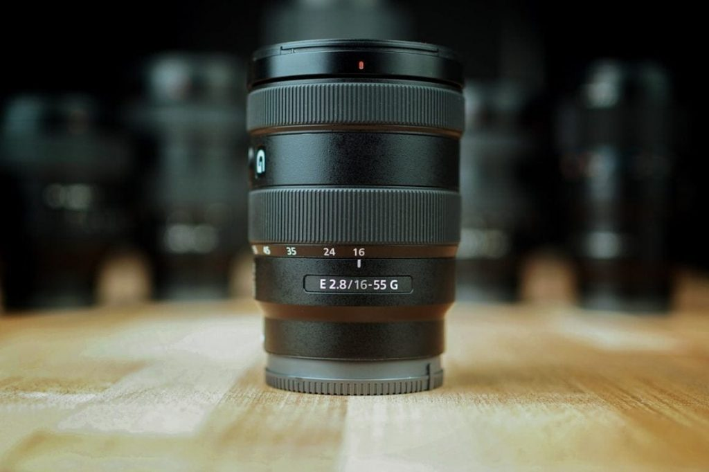 Sony 16-55mm Portraits
