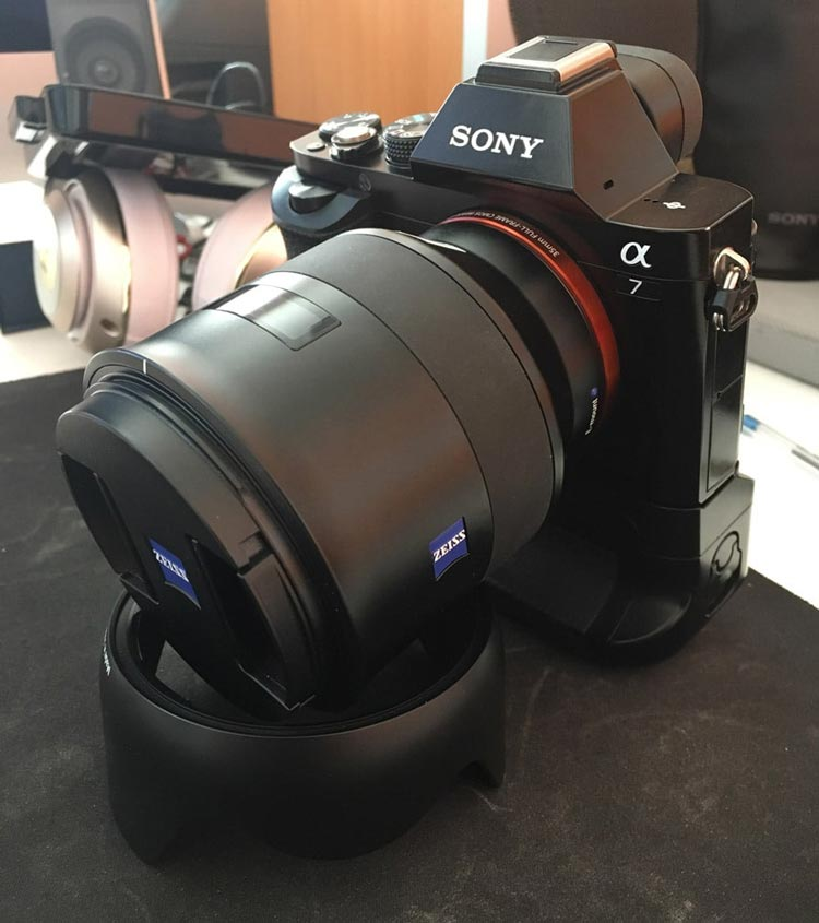 Zeiss Batis 85mm f1.8 Portrait Lens