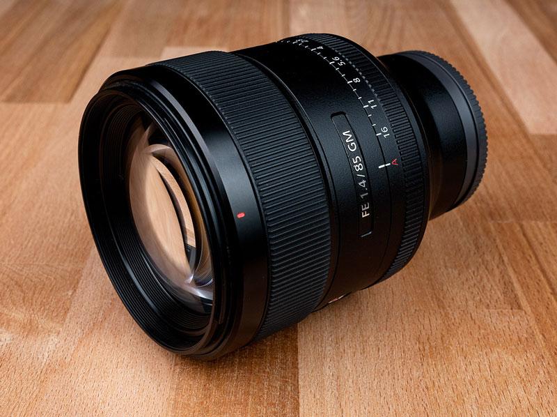 85mm portrait lens