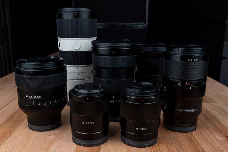 what lens do I use for portraits