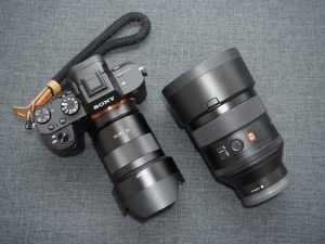My Favorite Portrait Lenses: Sony Zeiss FE 55mm f/1.8 and Sony FE 85mm f/1.4 GMaster Lens